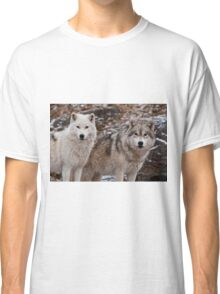 Double Trouble Classic T-Shirt
