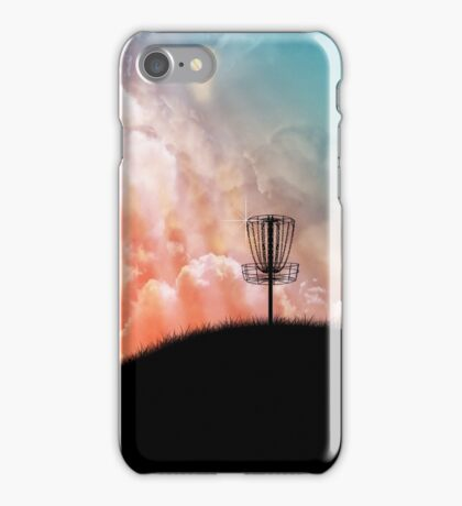 Basket On A Hill iPhone Case/Skin