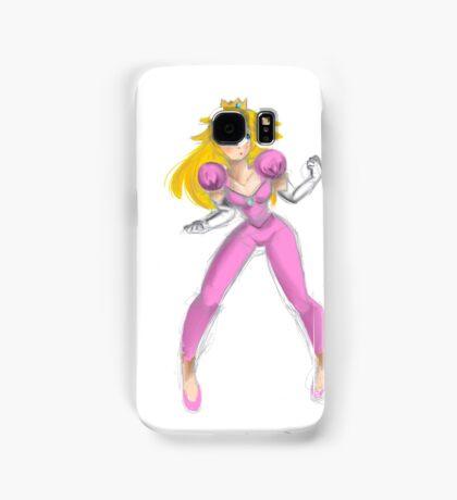 Peach Samsung Galaxy Case/Skin