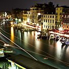 Venice Nightlife by ChickenSashimi