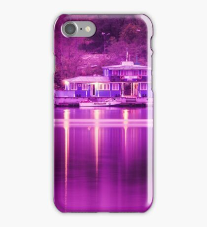 The river pier iPhone Case/Skin