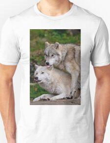 Double Raspberry  T-Shirt