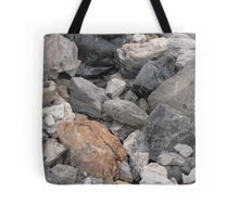 Multi-Colored Volcanic Rocks Tote Bag