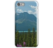 Banff, Alberta iPhone Case/Skin