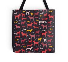 Dogs Funny Tote Bag