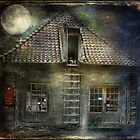 What Happens in Old Houses At Night? by  Kira Bodensted