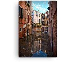 Venetian Symmetry Canvas Print