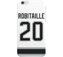 Los Angeles Kings Luc Robitaille Jersey Back Phone Case iPhone Case/Skin