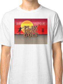 Play Disc Golf Classic T-Shirt
