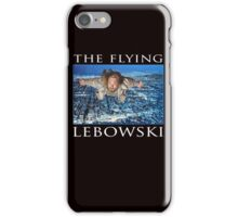 The Flying Lebowski iPhone Case/Skin
