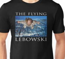 The Flying Lebowski Unisex T-Shirt
