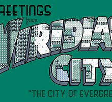 Greetings from Viridian City by merimeaux