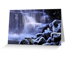 Scaleber Force - The Yorkshire Dales Greeting Card