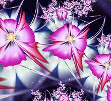 Peach Blossoms by Golubaja