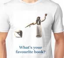 What's Your Favourite Book? Unisex T-Shirt