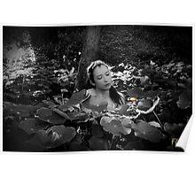 Garden Princess Poster