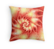 Coral Touch Throw Pillow