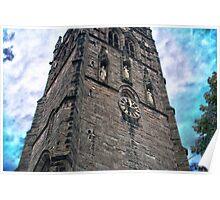St Nicolas's Church, Kings Norton Poster