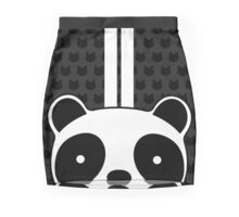 Racing Panda Mini Skirt