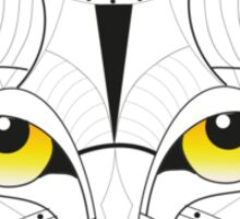 Egyptian Cat Sticker