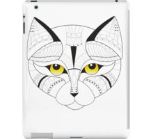 Egyptian Cat iPad Case/Skin