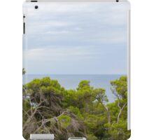 Gnarled Trees and Sea iPad Case/Skin