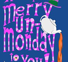 Un-Monday! by SquareDog