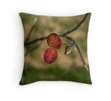 Simply Natural Throw Pillow