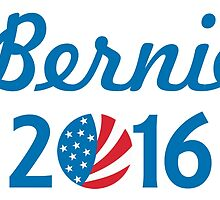 Bernie Sanders 2016 by ESDesign