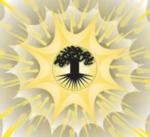 The Fountain - The Tree of Life Sticker
