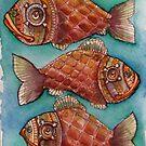 Three Fish by MegJay