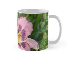 Cozy Day Lilies In The Garden Mug
