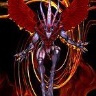 Devils Spawn .. fantasy art by LoneAngel