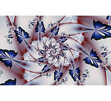 Charming Blow Photographic Print