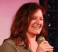 Kate Burr - Comedian by Glynn Jackson