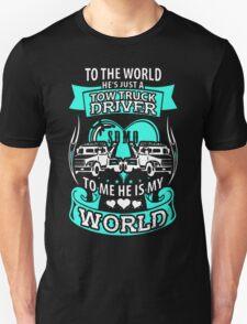 tow truck driver t-shirt T-Shirt
