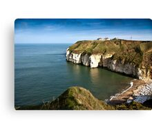 Thornwick Bay Canvas Print