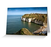Thornwick Bay Greeting Card