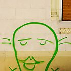 Grafitti wall by farcaphoto