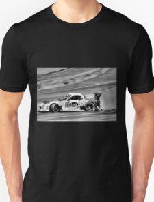 Black and White Drifter Unisex T-Shirt