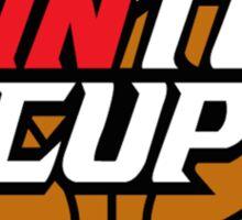 Winter Cup Sticker
