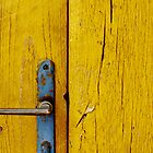 Yellow door by farcaphoto