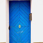 Blue entrance by farcaphoto