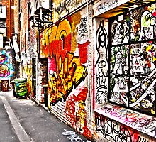 Croft Alley by Anthony Hennessy