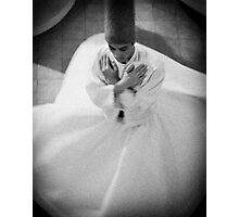 Whirling Dirvish Photographic Print