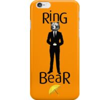 Ring Bear - How I Met Your Mother iPhone Case/Skin