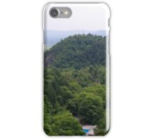 Baths And Mountains iPhone Case/Skin