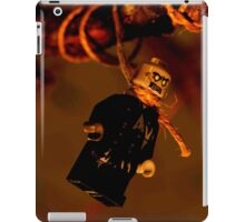 Lego man  iPad Case/Skin