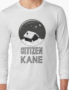Citizen Kane by burro II Long Sleeve T-Shirt