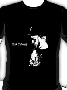 Sad Zombie (Dark Shirts Only) T-Shirt
